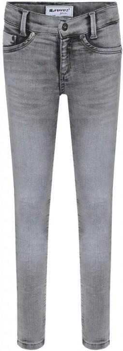 Blue Effect Mädchen Ultrastretch Jeans light grey SUPER SLIM