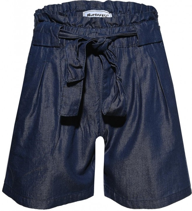 Blue Effect Mädchen Paperbag Jeans Short clean rinsed NORMAL