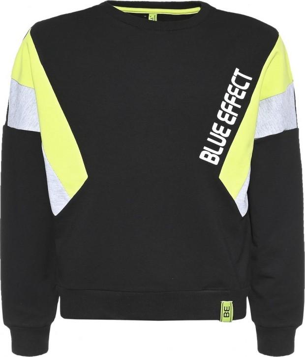 Blue Effect Mädchen Sweat-Shirt GALAXY schwarz