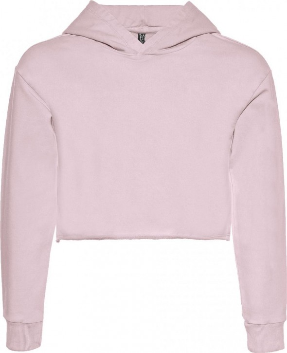 Blue Effect Mädchen Boxy Kapuzen-Sweat-Shirt / Hoodie dusty rose used