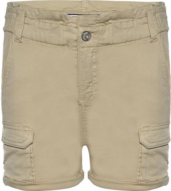 Blue Effect Mädchen High-Waist Cargo Short wüstensand NORMAL