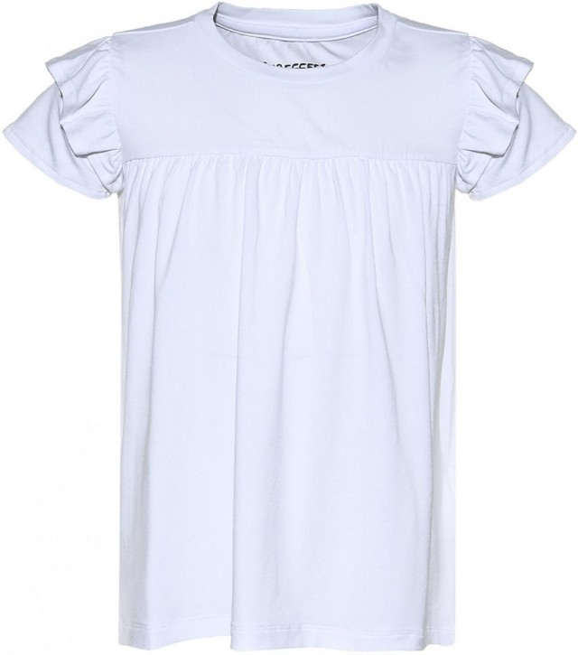 Blue Effect Mädchen T-Shirt schneeweiß