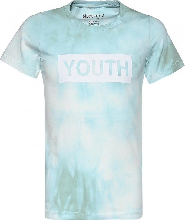 Blue Effect Mädchen T-Shirt YOUTH mint batik