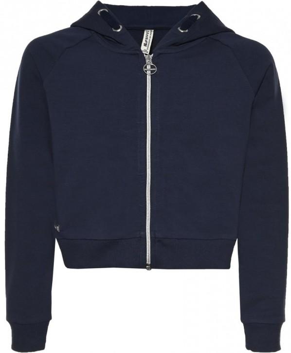 Blue Effect Mädchen Sweat-Jacke dunkelmarine