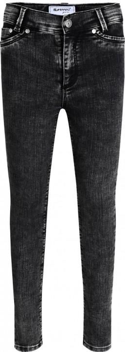 Blue Effect Mädchen High-Waist Jeans ultrastretch black S&P NORMAL