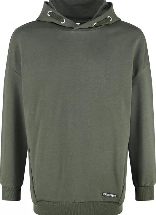 Blue Effect Mädchen Kapuzen-Sweat-Shirt / Hoodie dunkelgrün