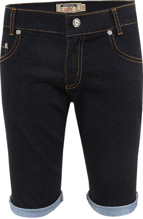 Blue Effect Jungen Jeans-Short/Bermuda clean rinsed NORMAL