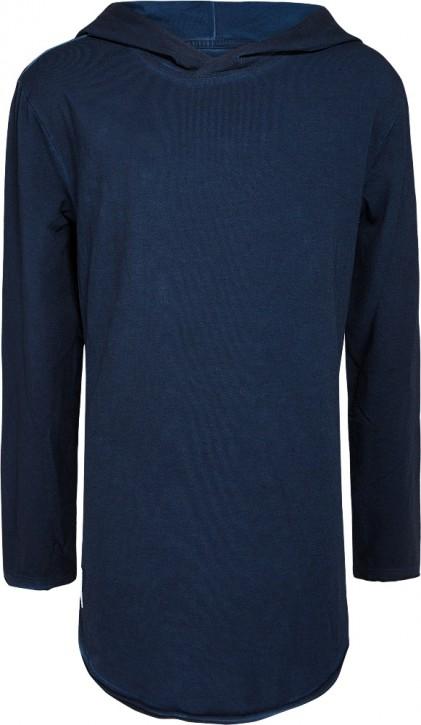 Blue Effect Kapuzen-Langarm-Shirt nachtblau