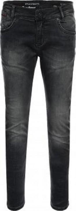 Blue Effect Jungen Ultrastretch Jeans black used NORMAL