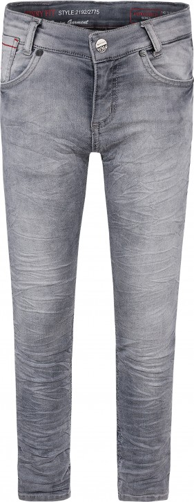 Blue Effect Jungen Ultrastretch Jeans grey medium NORMAL
