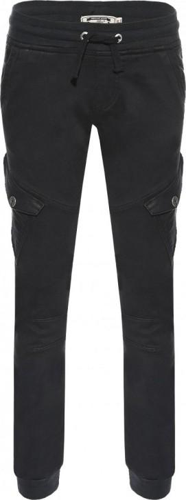 Blue Effect Jungen Cargo Sweat-Hose Jogger Streetwear schwarz SLIM