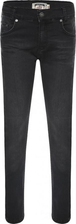 Blue Effect Jungen Ultrastretch Jeans black SLIM