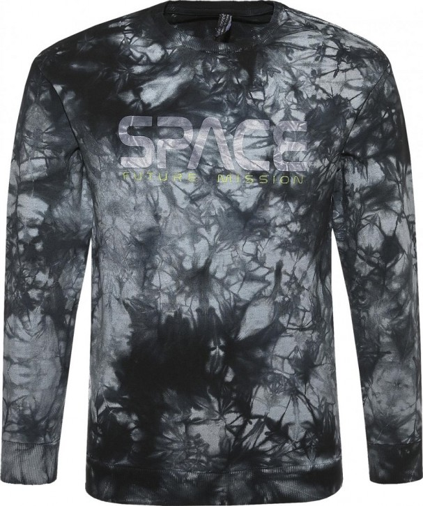 Blue Effect Jungen Sweat-Shirt/Hoodie SPACE schwarz batik