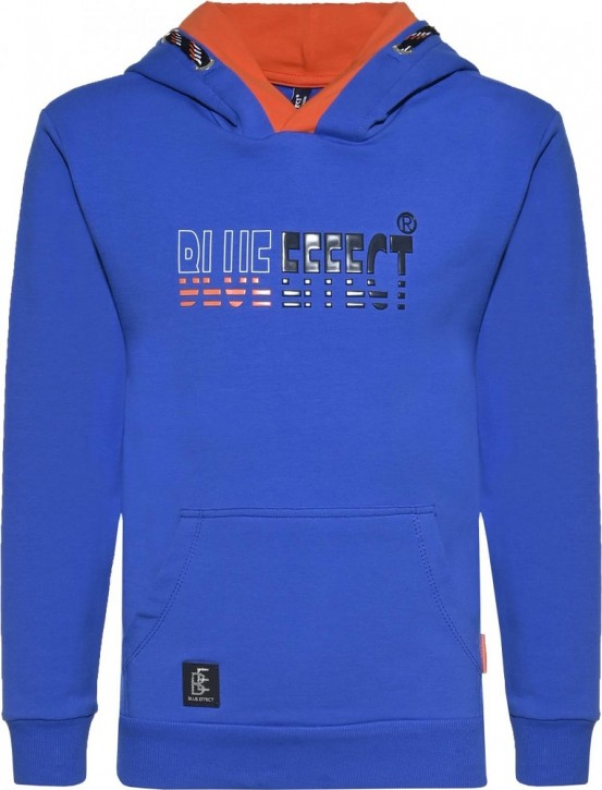 Blue Effect Jungen Kapuzen-Sweat-Shirt/Hoodie Sporty kobalt