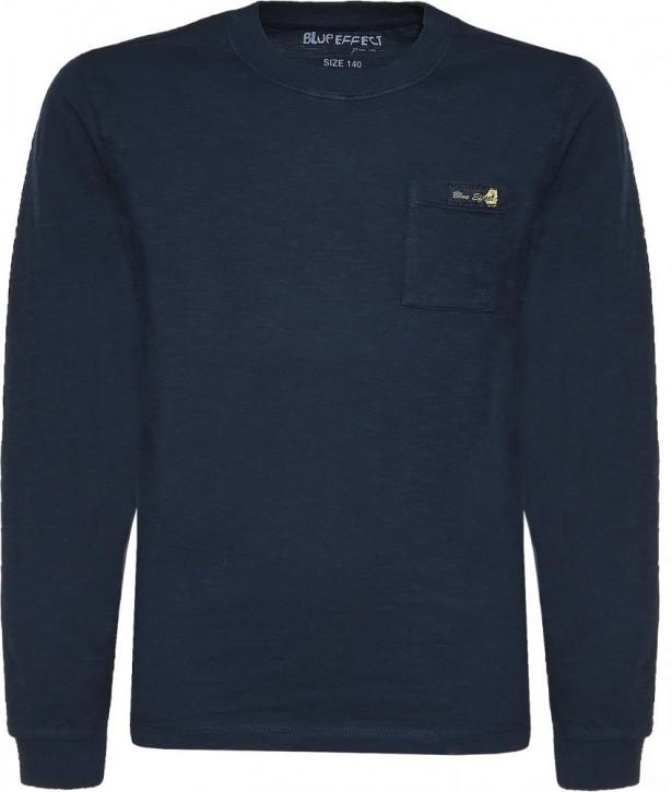 Blue Effect Jungen Langarm-Shirt/Longsleeve dunkelmarine