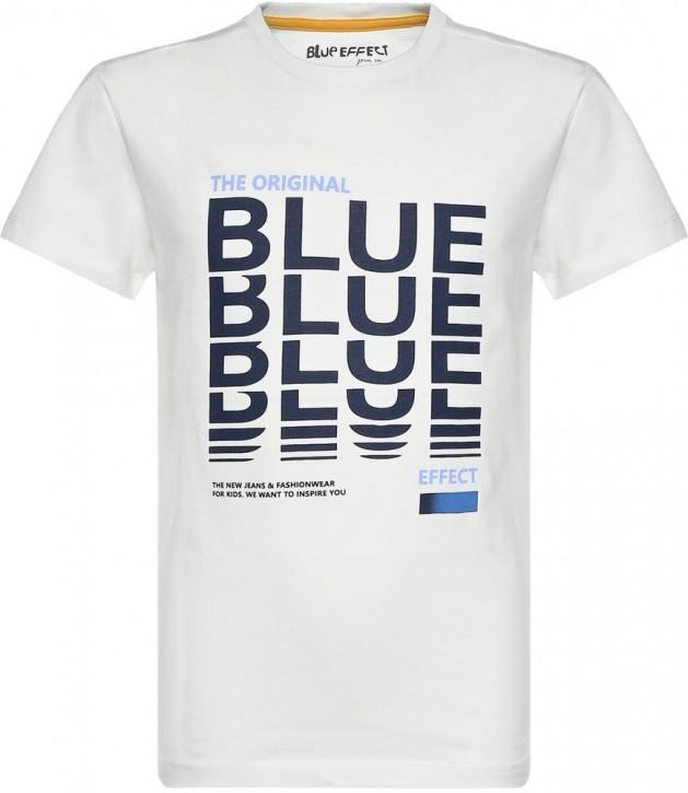Blue Effect Jungen T-Shirt BLUE EFFECT naturweiß
