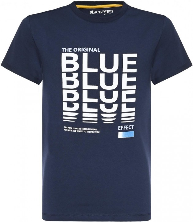 Blue Effect Jungen T-Shirt BLUE EFFECT dunkelmarine