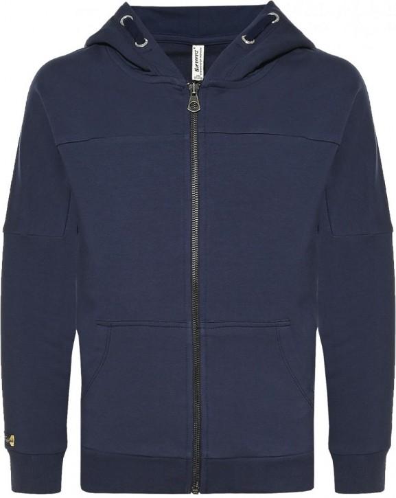 Blue Effect Jungen Kapuzen-Sweat-Jacke dunkelmarine