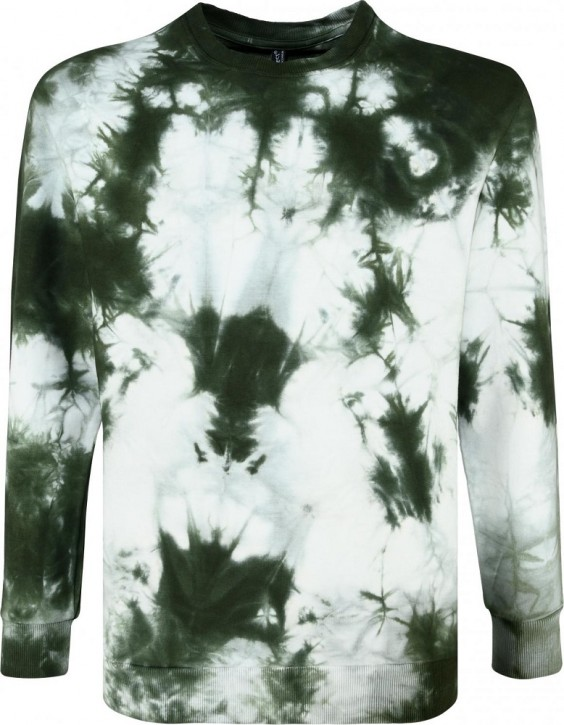 Blue Effect Jungen Sweat-Shirt/Sweater dunkelgrün batik