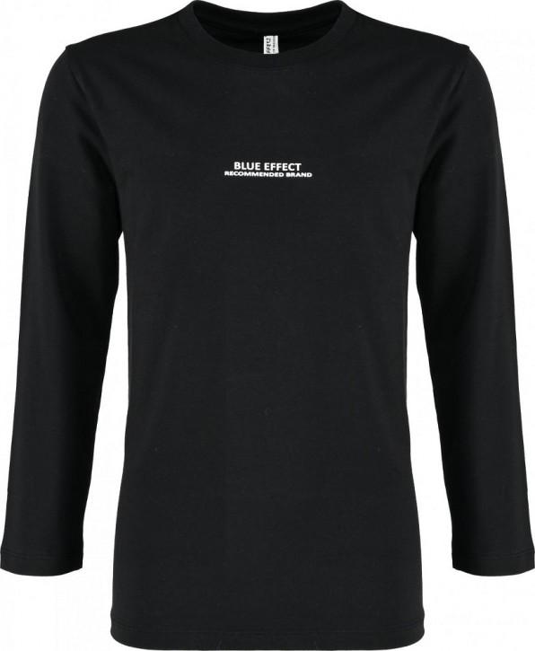 Blue Effect Jungen Langarm-Shirt/Longsleeve schwarz