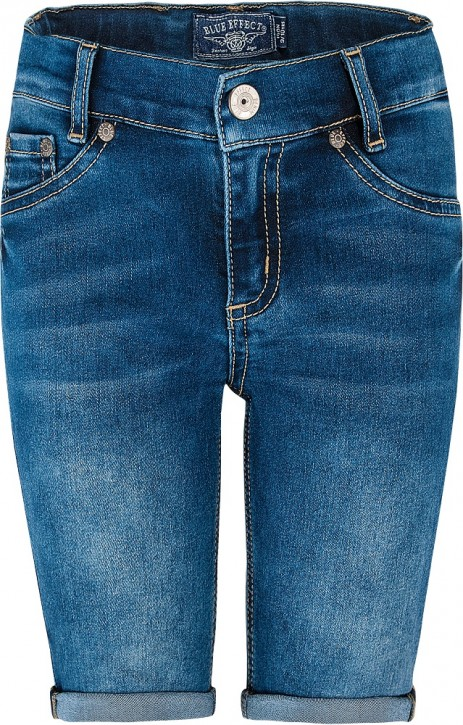 Blue Effect Mädchen Jegging Jeans-Bermuda blue medium