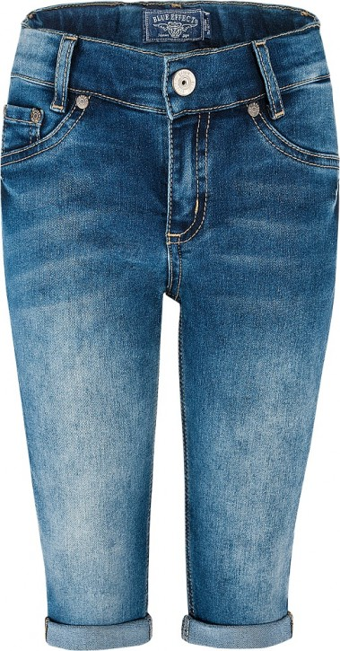 Blue Effect Mädchen Jegging Jeans-Capri blue medium