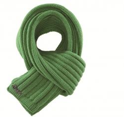 CAPO KIDS Strick-Schal grasgrün