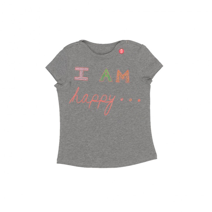 Mim-Pi T-Shirt grey melange