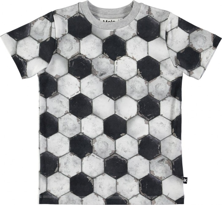 Molo Jungen T-Shirt Ralphie football structure