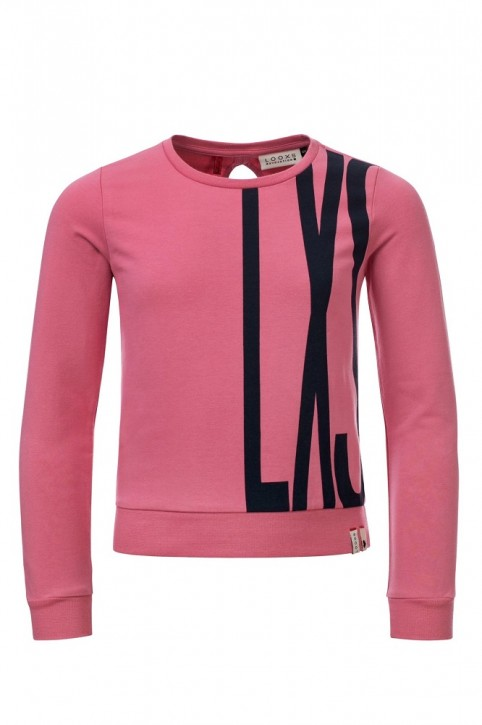 LOOXS REVOLUTION Sweat-Shirt blush pink