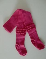 Bonnie Doon Baby Frou-Frou Strumpfhose pink