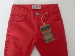 Blue Effect Mädchen coloured Jeans rot
