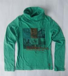 CKS Rollkragen - Shirt Amerik jade green