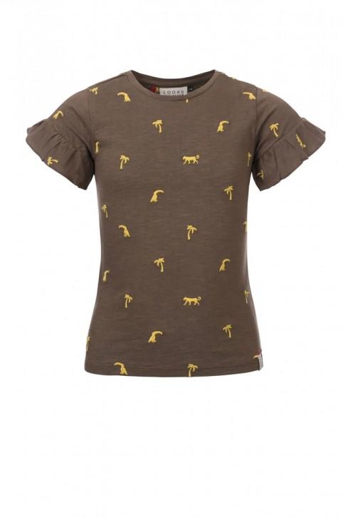 LOOXS REVOLUTION T-Shirt hazel