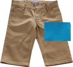 Blue Effect Jungen coloured Jeans-Bermuda opal oil verlaufend