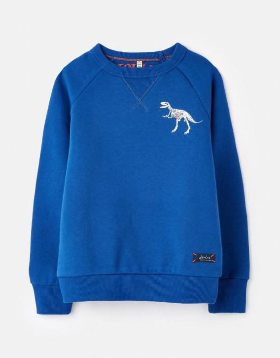 Joules Jungen Sweater CLAYTON Dino blue