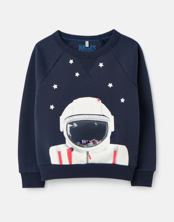 Joules Jungen Sweater RAMBLE Astronaut navy