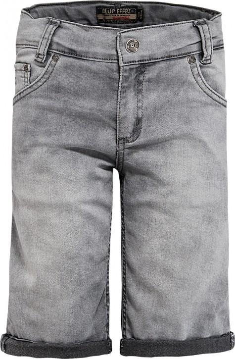 Blue Effect Jungen Jeans-Short/Bermuda light grey NORMAL