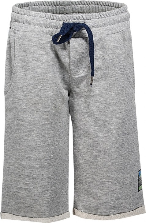 Blue Effect Jungen Sweat-Bermuda grau melange