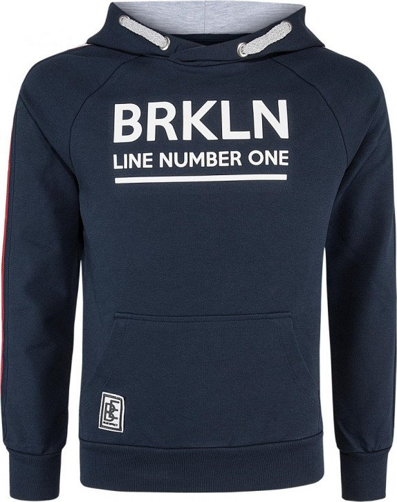 Blue Effect Jungen Kapuzen-Sweat-Shirt/Hoodie BRKLN nachtblau