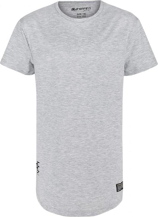 Blue Effect Jungen Long-T-Shirt hellgrau melange