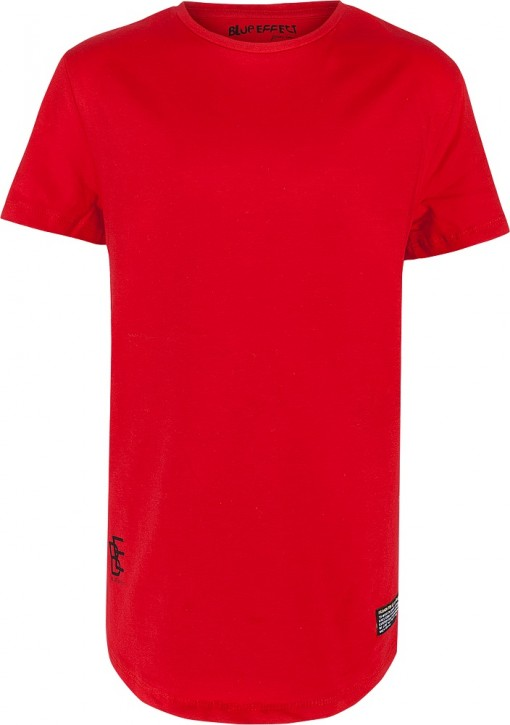 Blue Effect Jungen Long T-Shirt feuerrot
