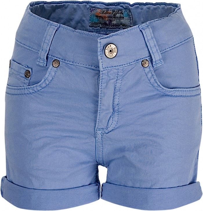 Blue Effect Mädchen coloured Short wasserblau