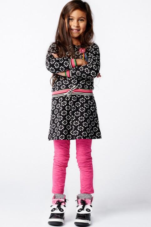 Mim-Pi Legging pink meliert