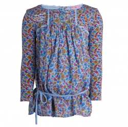 Muy Malo Kleid/Tunika Flower little boy blue