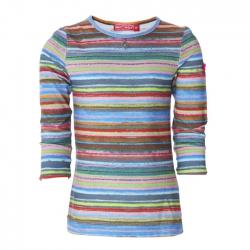 Muy Malo 3/4-Shirt Streifen multicolor