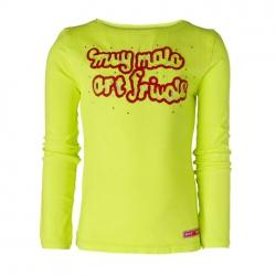 Muy Malo Langarm-Shirt/Longsleeve lime punch