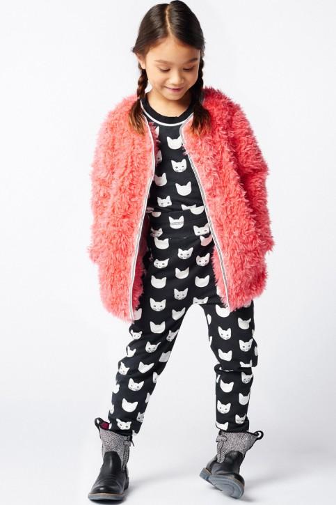 Mim-Pi Kuschel-Jacke pink