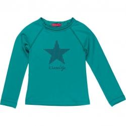 Kiezel-tje Langarm-Shirt/Longsleeve Star green