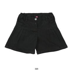 Mim-Pi Bermuda schwarz